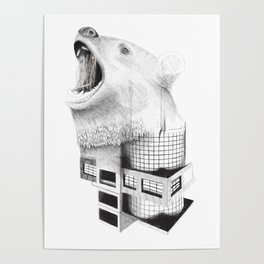Foliage of Stars: The Bear Poster