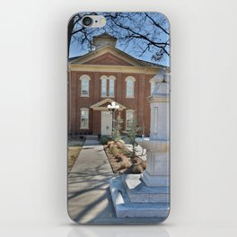 Cherokee Nation - Capitol in Tahlequah, No. 2 of 3 iPhone Skin