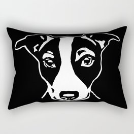 JACK  RUSSELL TERRIER Rectangular Pillow