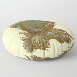 Atlas Reborn Floor Pillow