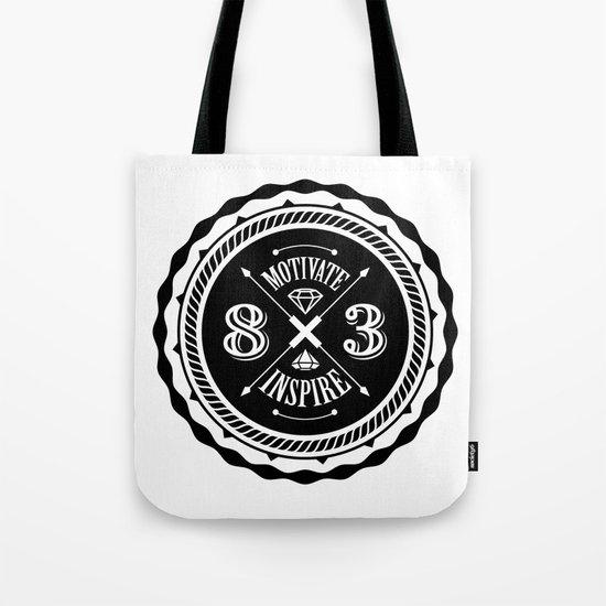 Motivate & Inspire Tote Bag