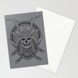 Bushido Stationery Cards