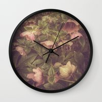 pixies Wall Clocks featuring Meredith by Theo Beck Photography