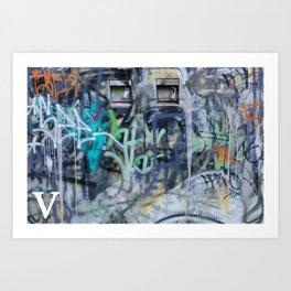 wrbwrb Art Print