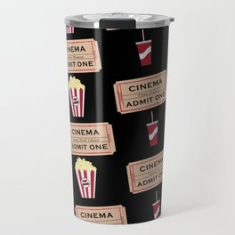 Let's Go to the Movie theatre Travel Mug
