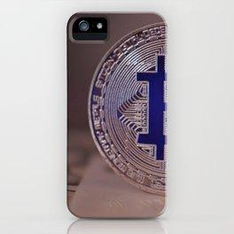 Bitcoin 7 iPhone Case