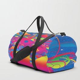 Star Ship Duffle Bag