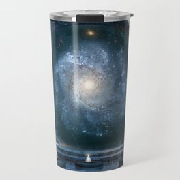 Magic Galaxy Portal Travel Mug