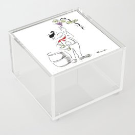 SanteVineyard Art Acrylic Box