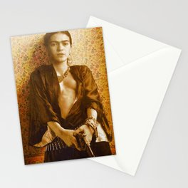 Frida Gun Stationery Cards