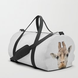 Giraffe - Colorful Duffle Bag