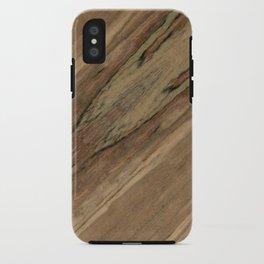 Etimoe Crema Wood iPhone Case