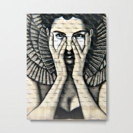 Graffiti Series 1 Metal Print