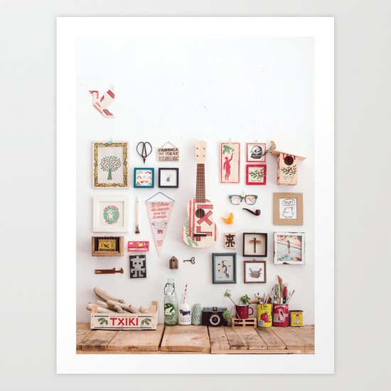 Visual Art Print