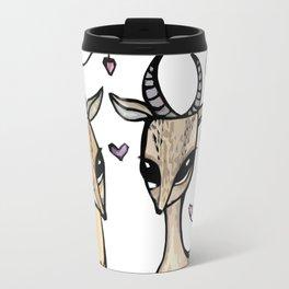 Antelopin colour Travel Mug