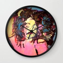 I am Black Girl Magic Wall Clock