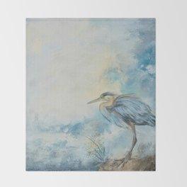 Shore Bird 8664 Throw Blanket