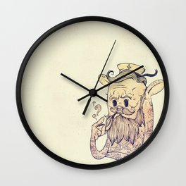Hello Sailor!! Wall Clock