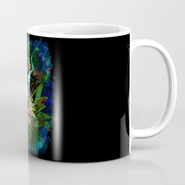 St. Mary of the Lotus (Sta. María de el loto) Coffee Mug