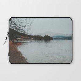 Bonnie banks of Loch Lomond Laptop Sleeve