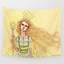 Keeper of Magic Wall Tapestry