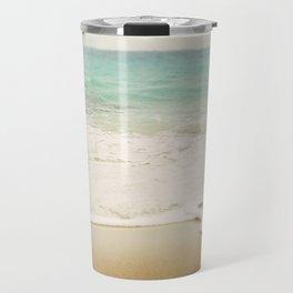 Ombre Beach Travel Mug