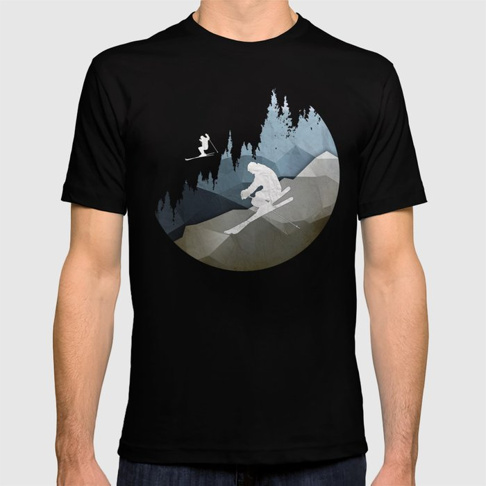 The Skiers T-shirt
