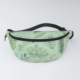 Leaves 10 Fanny Pack