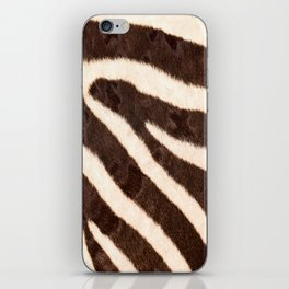 Zebra #decor #society6 #buyart iPhone Skin