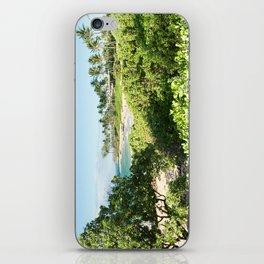 Mokapu Ulua Beach Wailea Maui Hawaii iPhone Skin