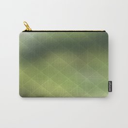 The Grass Diamond Carry-All Pouch