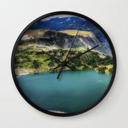 Pictures California USA June Lake Nature Scenery N Wall Clock