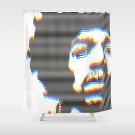 JIMI0305 Shower Curtain