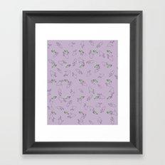 Catch em Framed Art Print