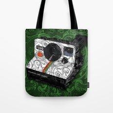 Horror Vacui - POLAROID Tote Bag