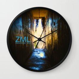 Precursor II Wall Clock