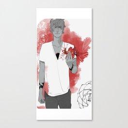 Charity Canvas Print