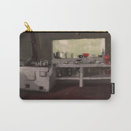 family kitchen Carry-All Pouch