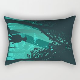 It's Dangerous To Go Alone Rectangular Pillow