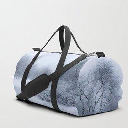 winter magic Duffle Bag