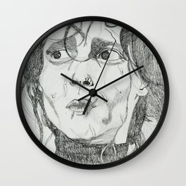 EDWARD SCISSOR HANDS Wall Clock