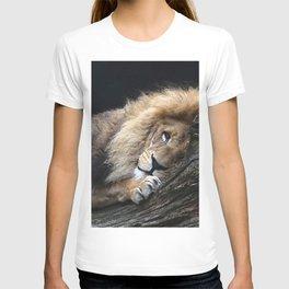 Aqua_Lion_20180102_by_JAMColorsSpecial T-shirt