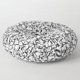 Truss Floor Pillow