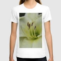 lily T-shirts featuring Lily by IowaShots