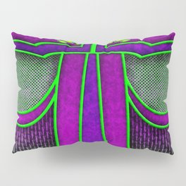 Joker Mage Warlock Armor Costume Pillow Sham