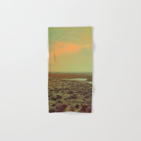 Lonely Landscape Hand & Bath Towel