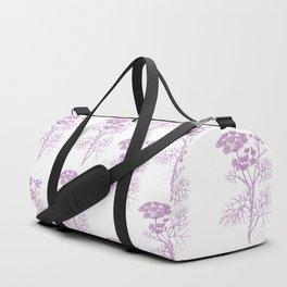 pink flower 2 . artwork Duffle Bag