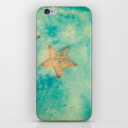 The star of the sea iPhone Skin
