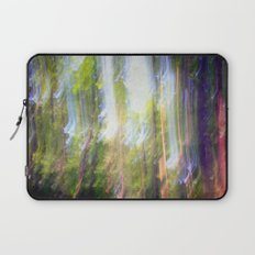 Sun shower in the Fairy Forest Laptop Sleeve