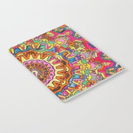 Third Eye Mandala Notebook